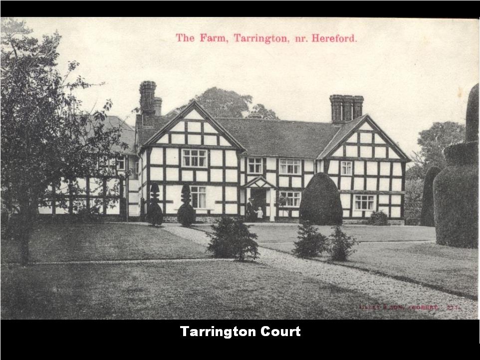 The Farm, now Tarrington Court