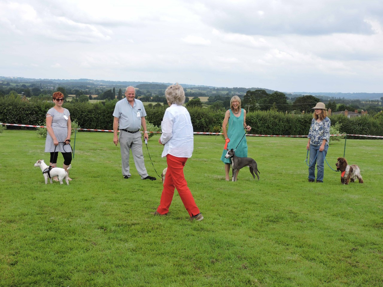 2019 Village Fete Dog Show